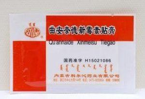 китайские пластыри от псориаза